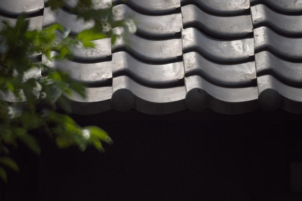 気になっている瓦の屋根